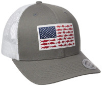 Fishing Mesh Ball Cap