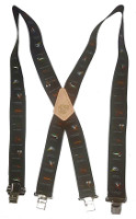 Fly Fishing Suspenders